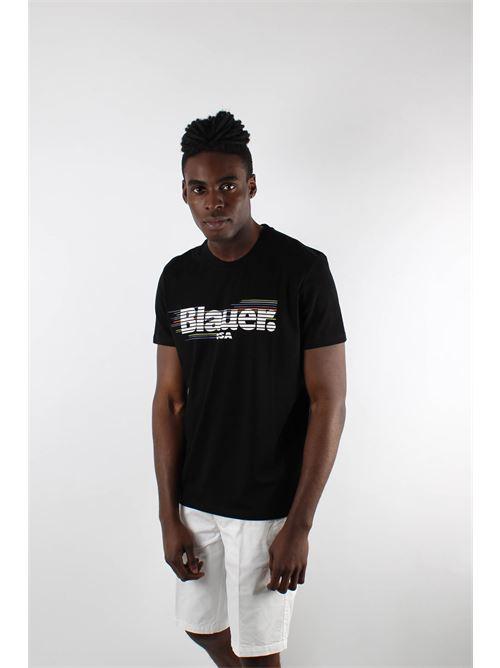 BLAUER | T-shirt | 21SBLUH02334999