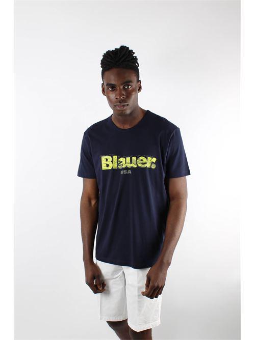 BLAUER | T-shirt | 21SBLUH02397802