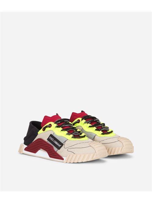 sneakers DOLCE&GABBANA | Scarpe | CS1769 AJ968 898521