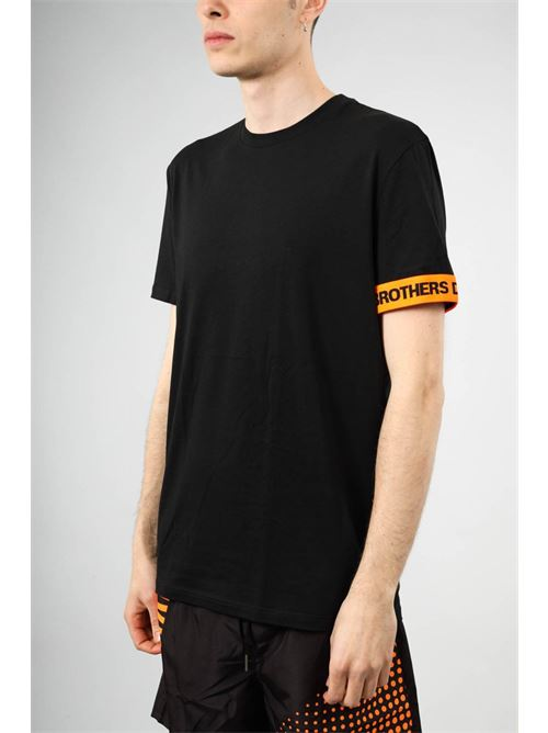 round neck shirt DSQUARED2 | Intimo | D9M3S3550001