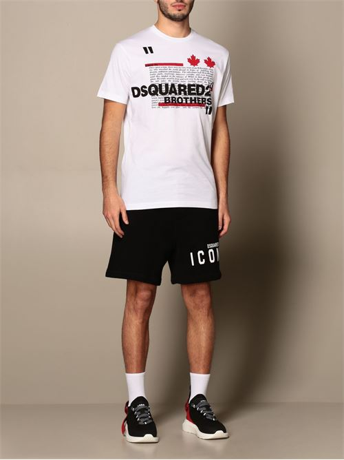DSQUARED2 | T-shirt | S74GD0811S22427100