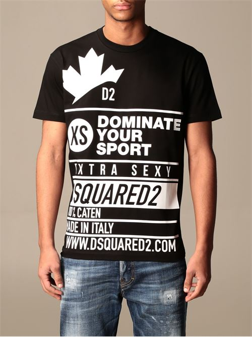 DSQUARED2 | T-shirt | S74GD0824S22427900