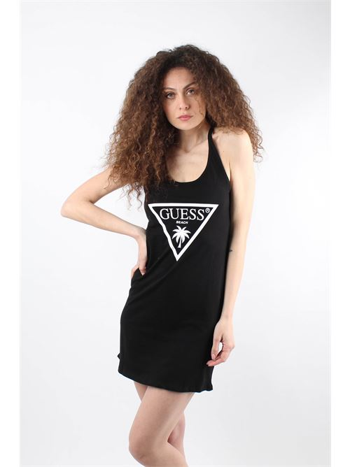 tank top dress GUESS | T-shirt | E02I02 JA911A996