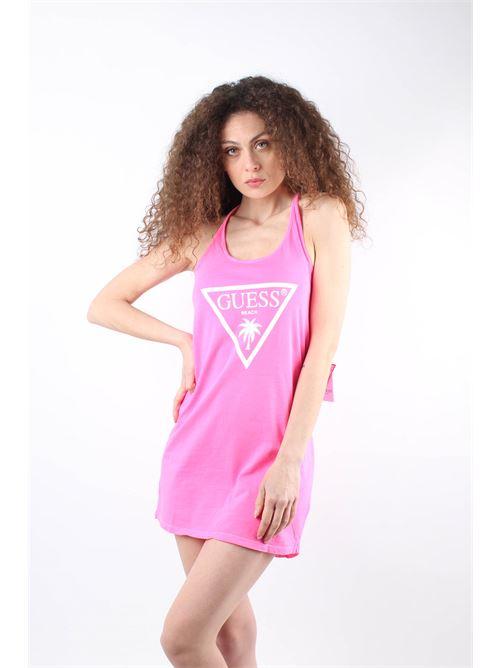 tank top dress GUESS | T-shirt | E02I02 JA911G6Q1