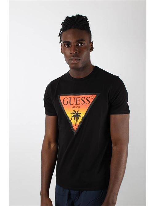 GUESS | T-shirt | F1GI01 J1311JBLK