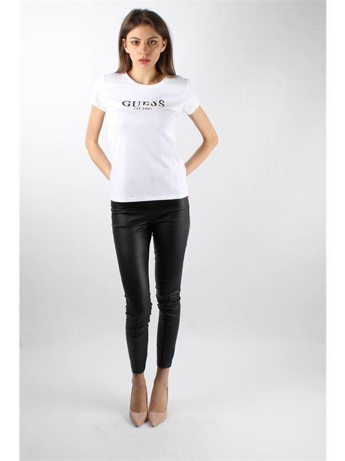 GUESS | T-shirt | O0BI02 J1311TWHT