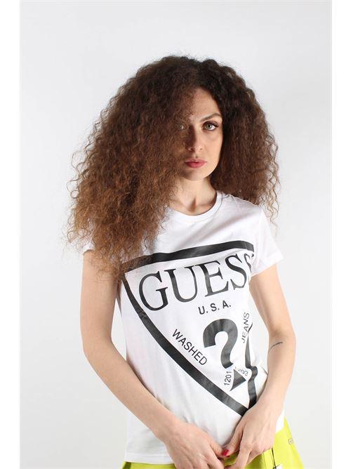 GUESS | T-shirt | O1GA56 JA911TWHT
