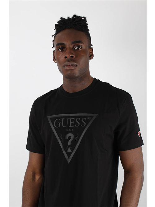 GUESS | T-shirt | U1GA06 J1311JBLK