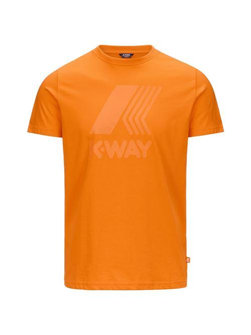 K-WAY | T-shirt | K009PR0026