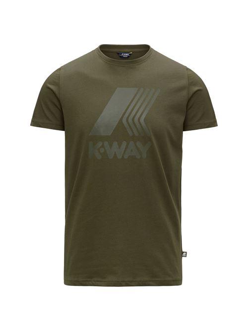 elliot logo K-WAY | T-shirt | K009PR0X7Q