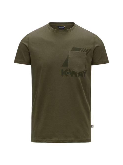 K-WAY | T-shirt | K51121WX7Q