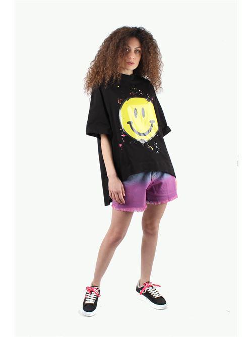 stondata big smile MAISON 9 PARIS | T-shirt | M9FM41522