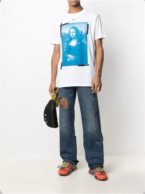 OFF-WHITE | T-shirt | OMAA027R21JER00201101