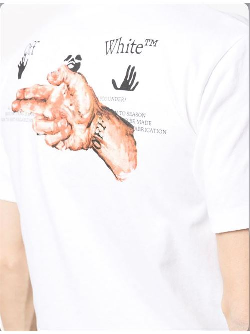 OFF-WHITE | T-shirt | OMAA027R21JER01101311