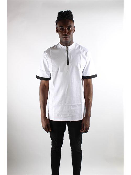 popeline c/zip P.R.I.M.E   T-shirt   AG15302