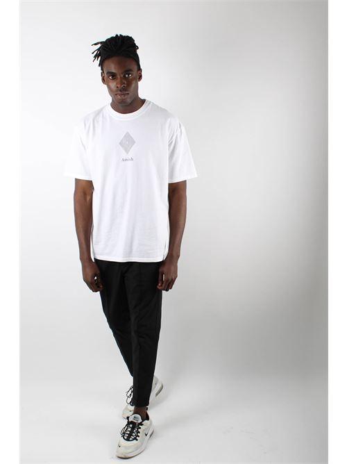 AmiSH | T-shirt | P21AMU200CA16XXX12