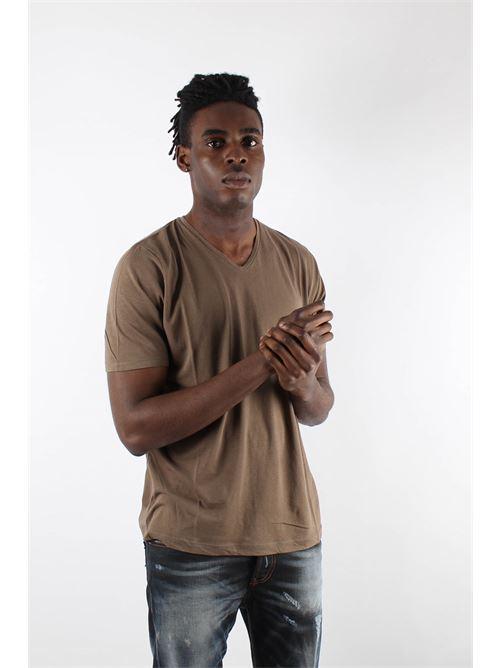 V-neck | T-shirt | 90250933