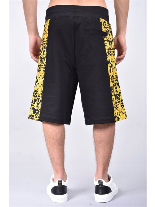 wup327co contr print baroque VERSACE JEANS | Bermuda | A4 GWA130 S0156003