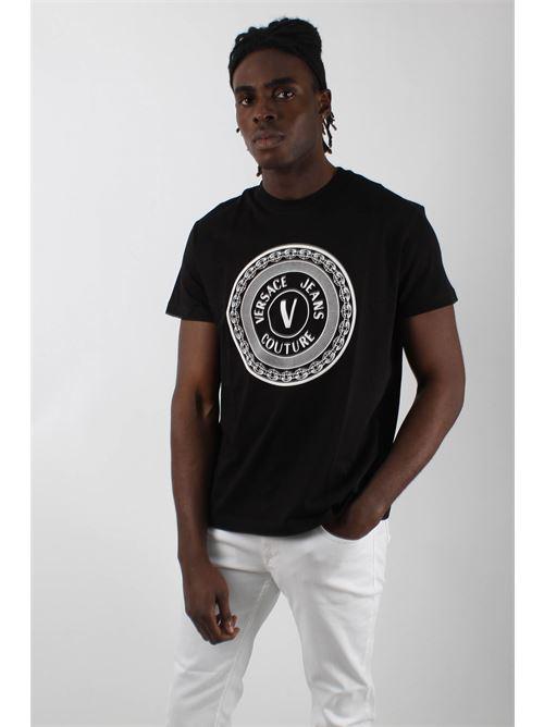 VERSACE JEANS | T-shirt | B3 GWA7TD 30319899