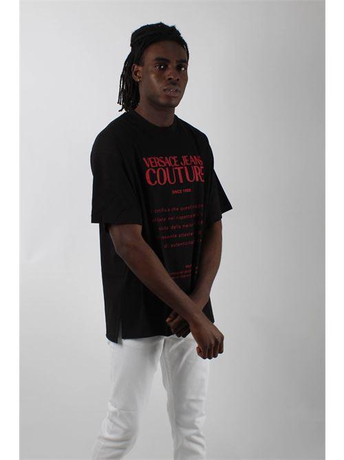 VERSACE JEANS | T-shirt | B3 GWA7TM 30319N48