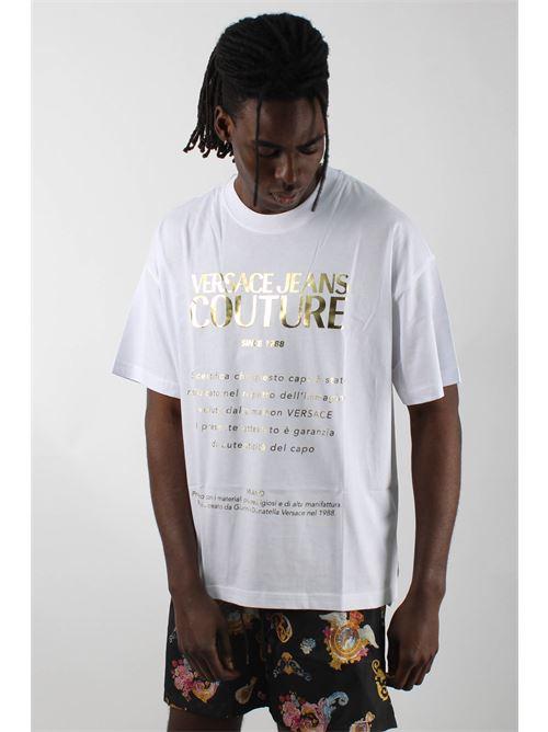 VERSACE JEANS | T-shirt | B3 GWA7TR 30319K41
