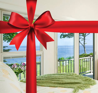 Bed And Breakfast Travel Gift Certificate For Last Minute Online