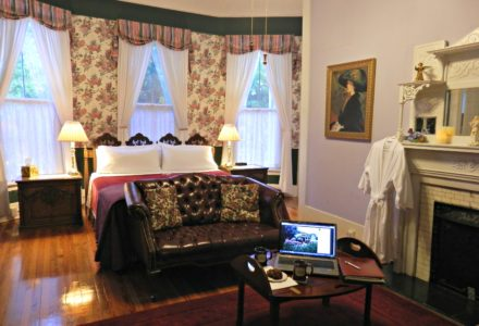 Americus Garden Inn Veranda Suite