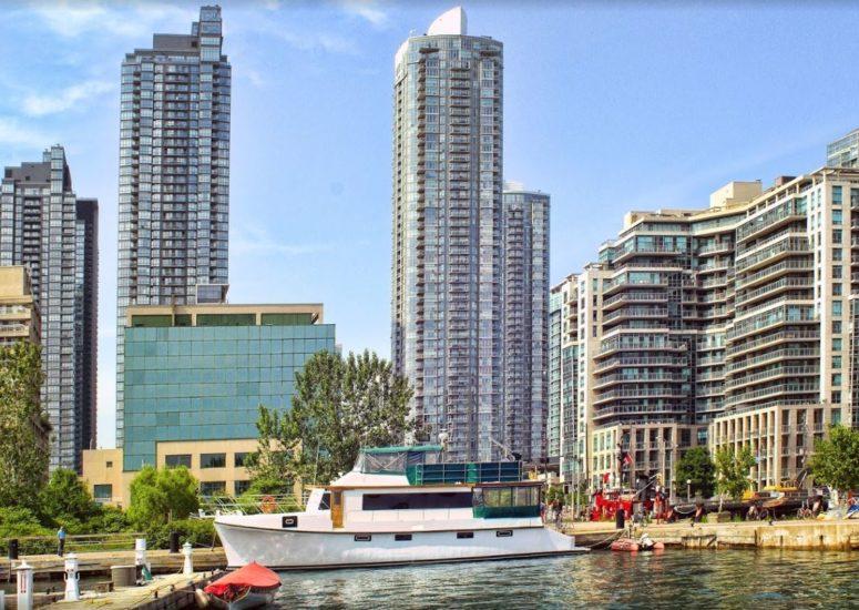 Toronto's Boatel