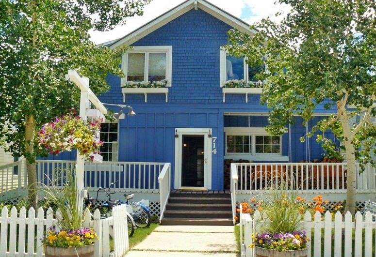 Purple Mountain B&B, Crested Butte, CO: