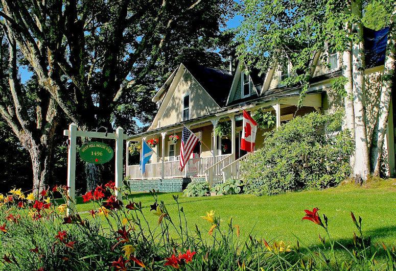West Hill House, Warren, VT