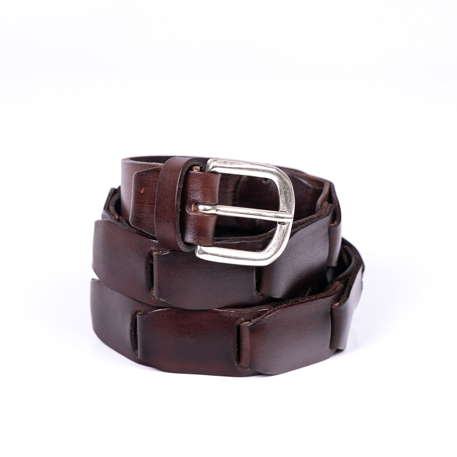Cintura in pelle alberto luti ALBERTO LUTI | Cintura | 699-30TN