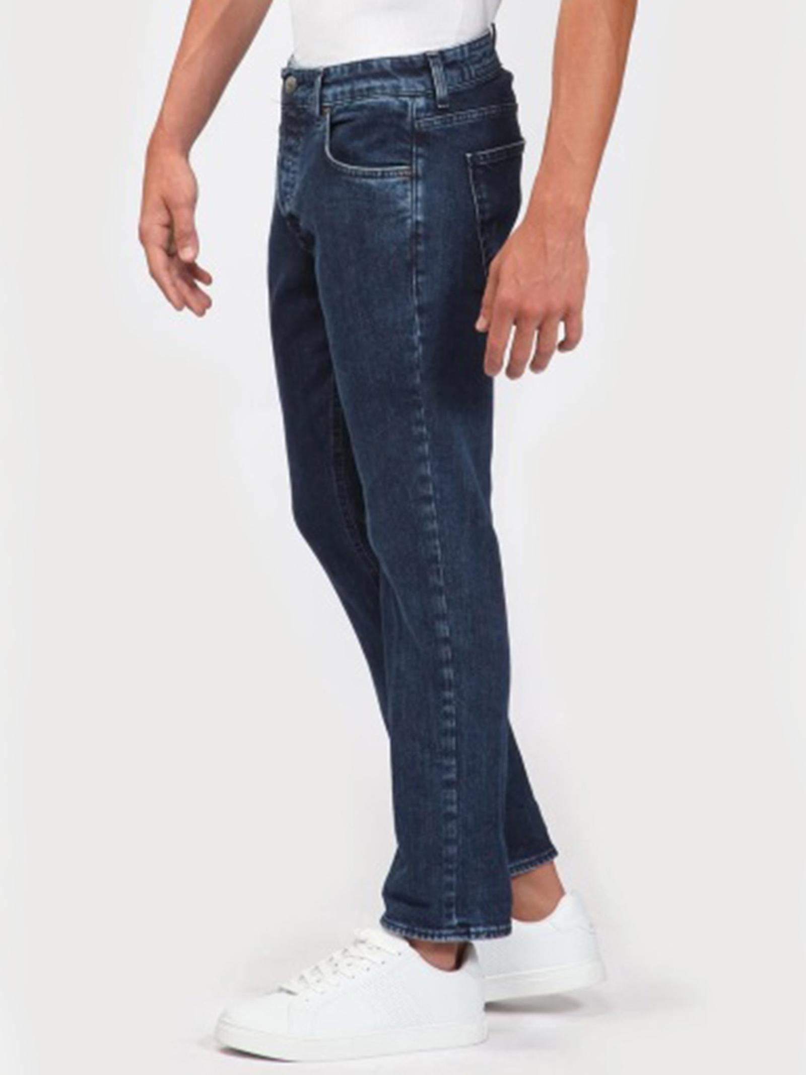 pantalone 5 tasche denim corto Entre Amis ENTRE AMIS   Jeans   8177/206L7274039