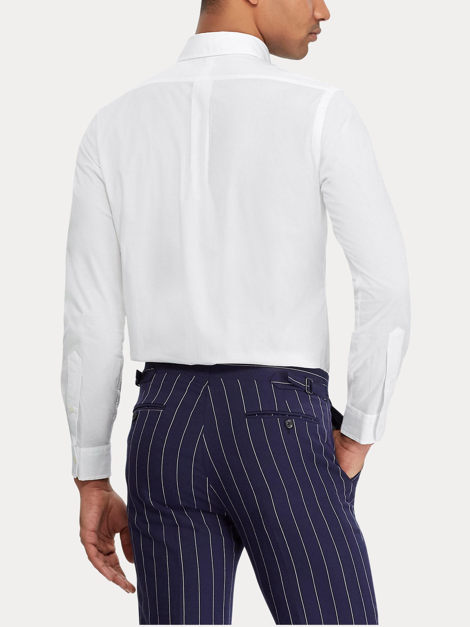 Camicia in cotone stretch Slim-Fit RALPH LAUREN   Camicia   710/7056269002