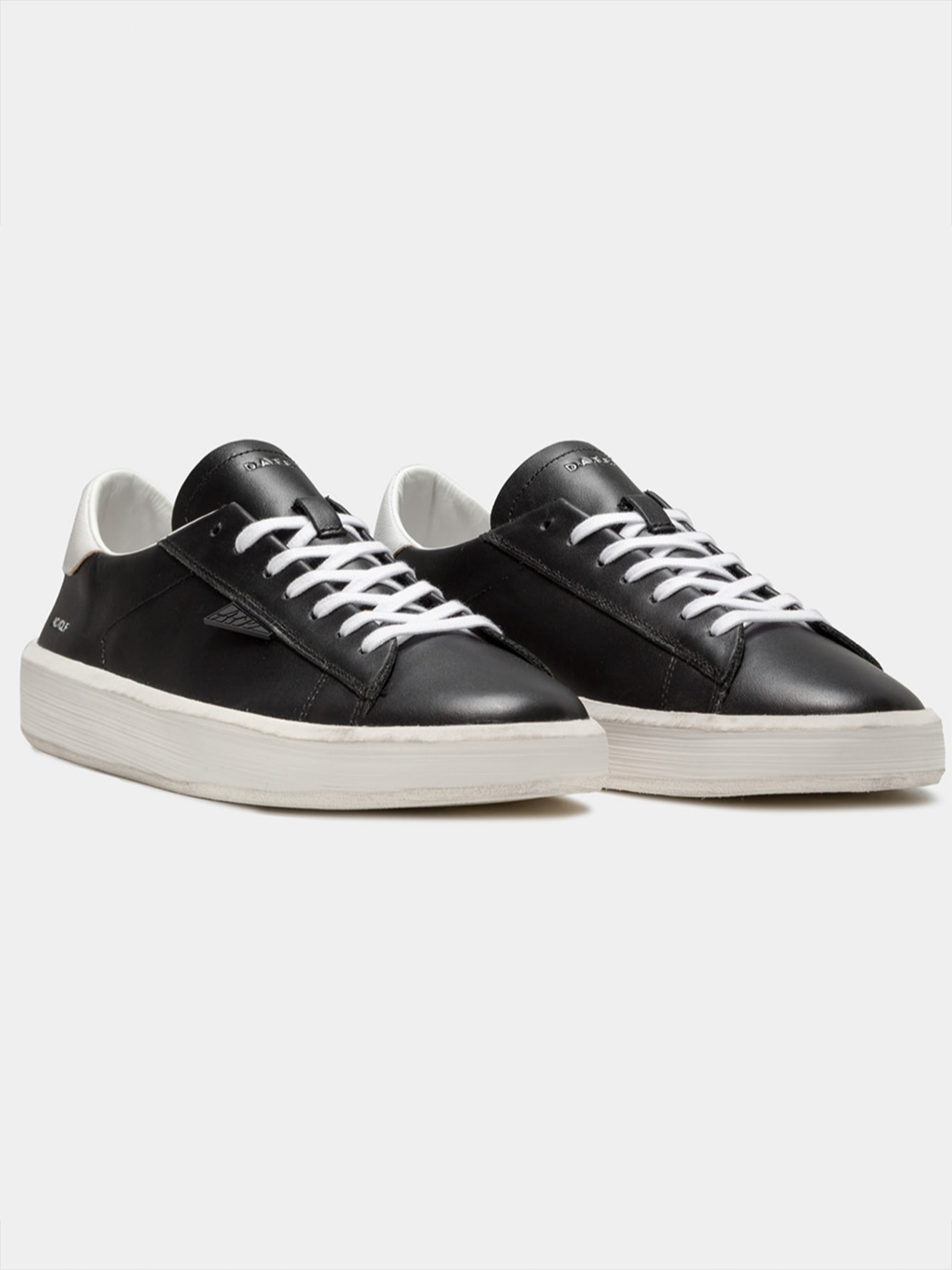 ACE CALF BLACK D.A.T.E. | Sneakers | M351-AC-CABK