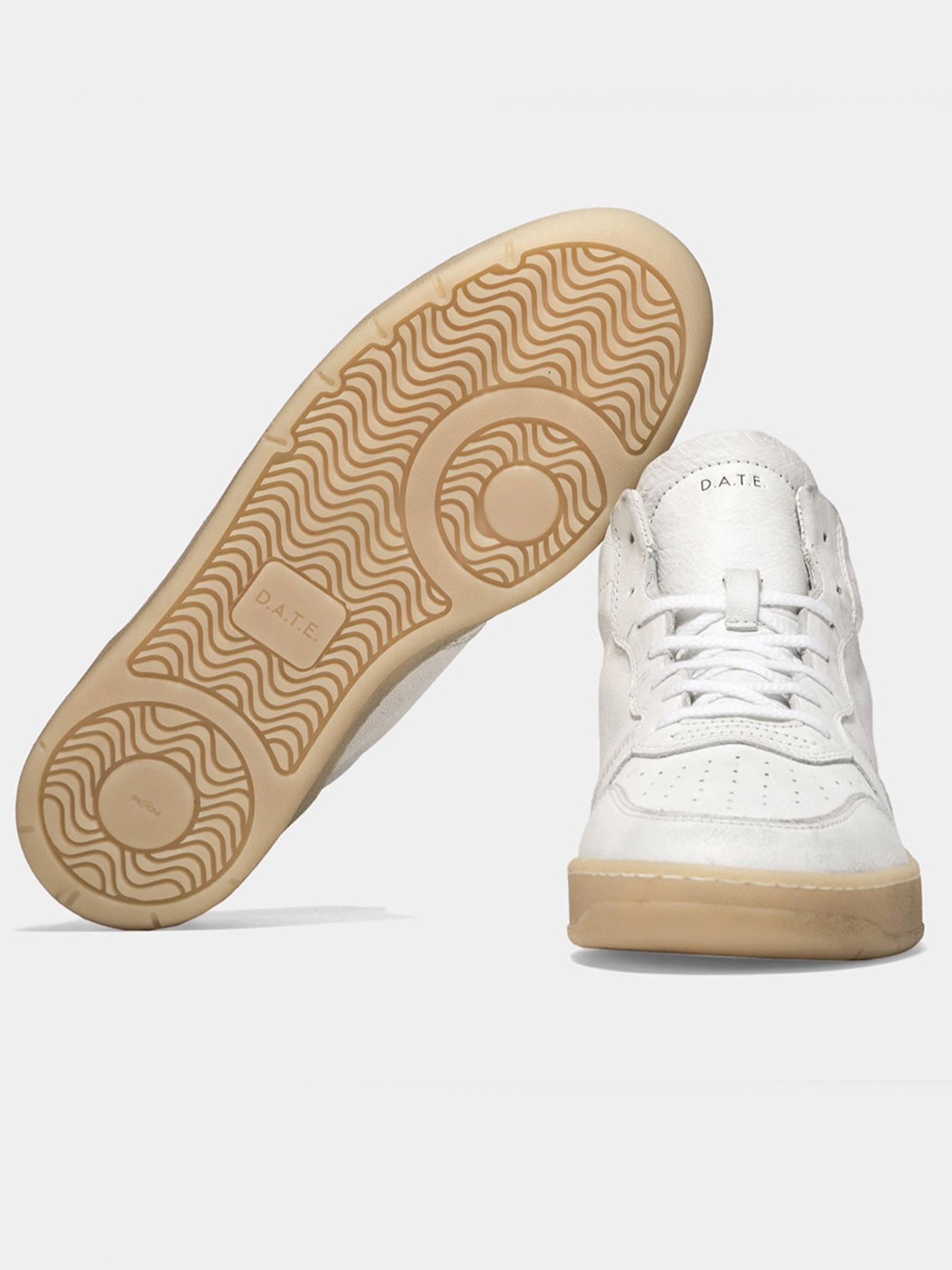 COURT MID VINTAGE CALF D.A.T.E. | Sneakers | M351-CM-VCHU