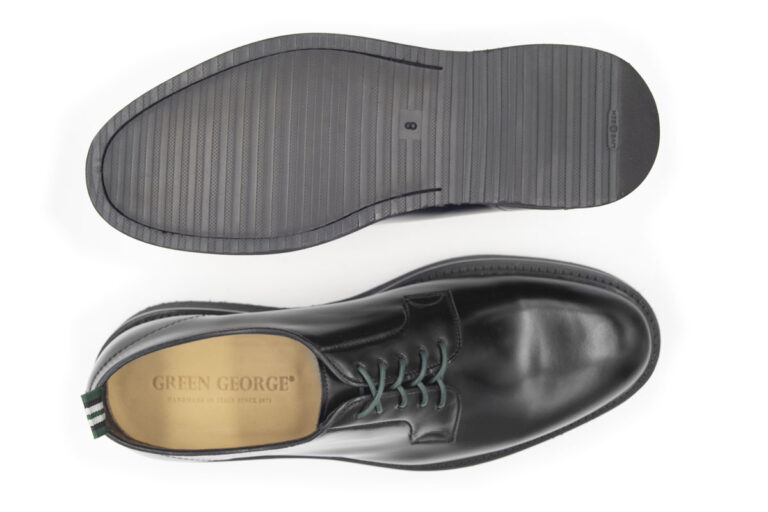 Derby nero Green George GREEN GEORGE   Scarpa   2022-POLISHED00