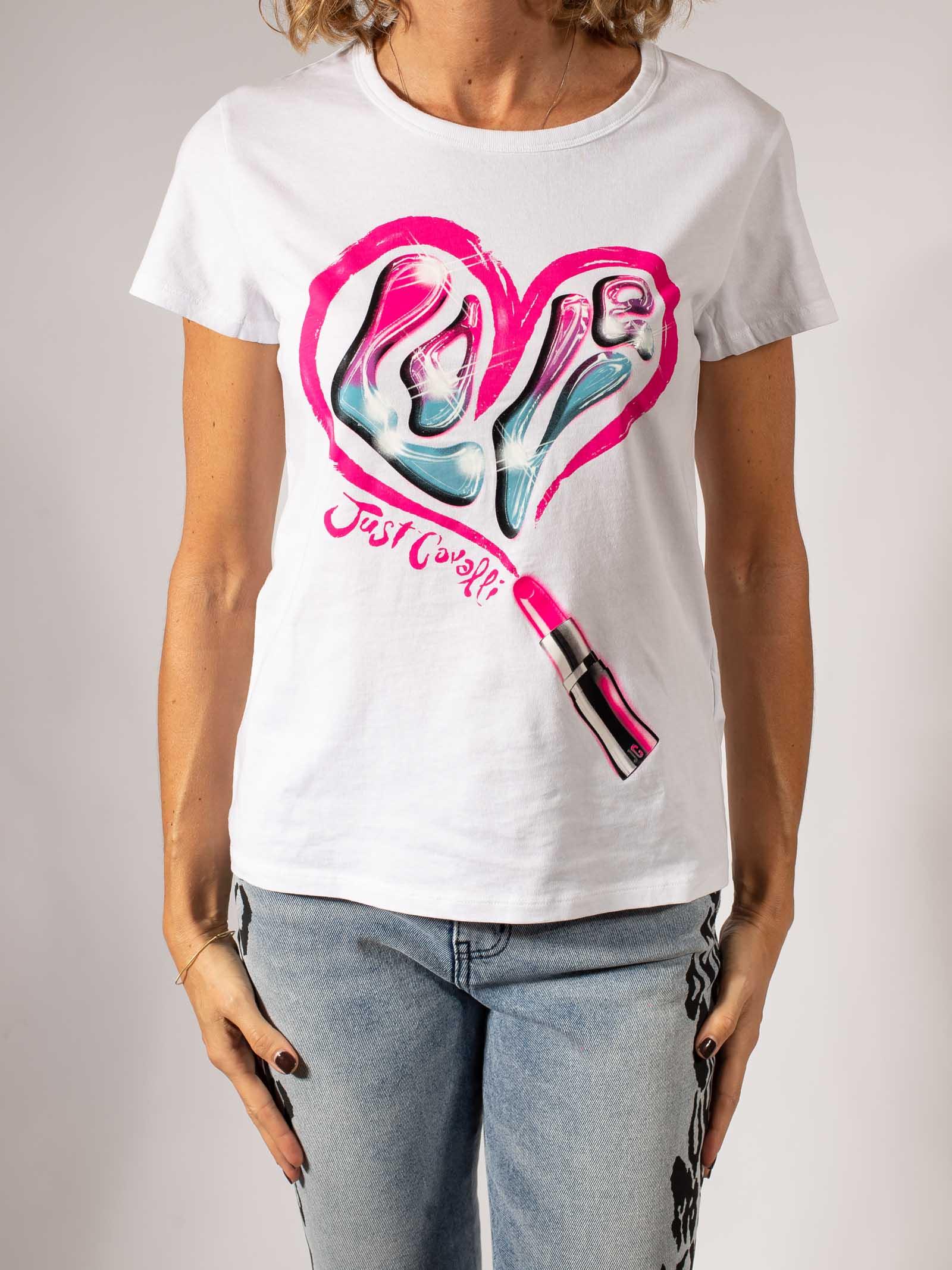 T-shirt JUST CAVALLI JUST CAVALLI | T-shirt | S04C0417100
