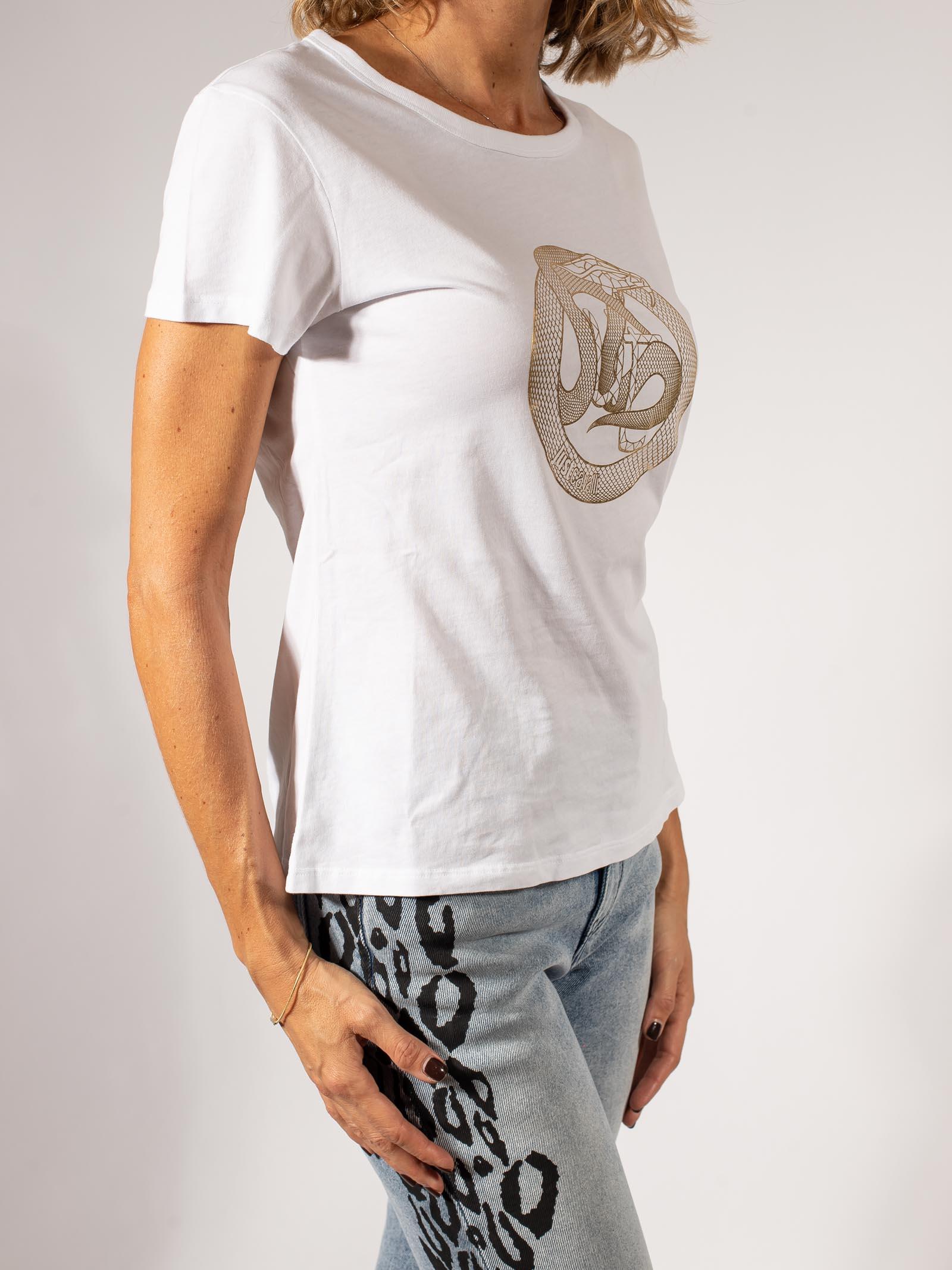 T-shirt JUST CAVALLI JUST CAVALLI | T-shirt | S04GC409100