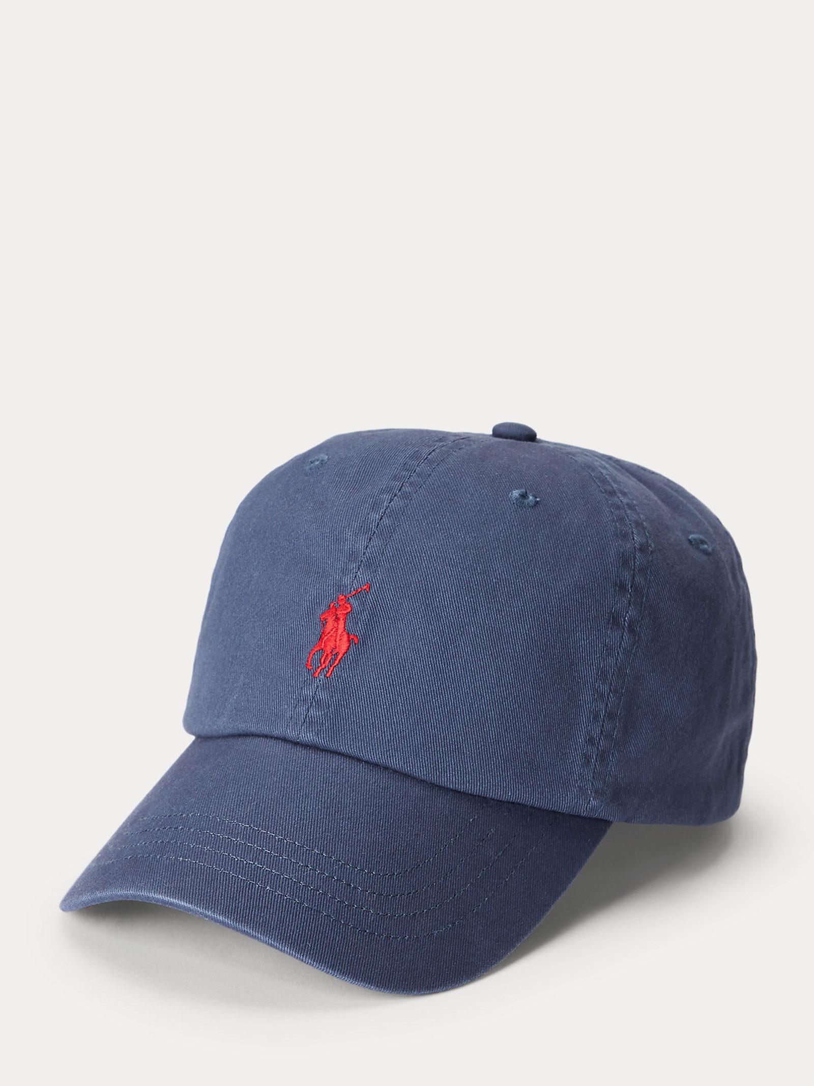 Cappellino in piqué di cotone RALPH LAUREN   Berretto   710-667709063