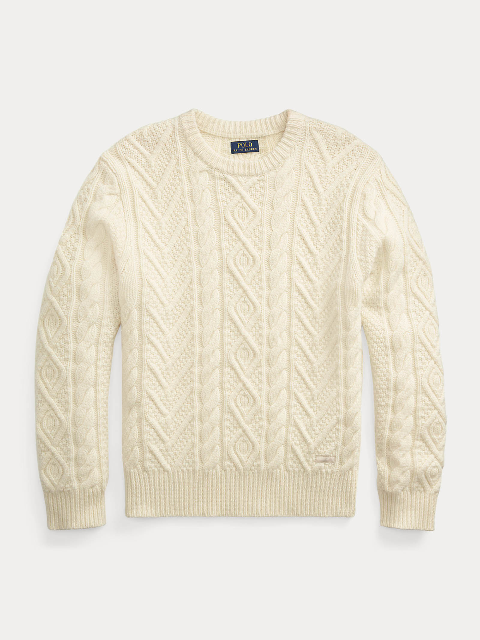 Maglia in lana e cashmere a punto Aran RALPH LAUREN | Maglia | 710-813349002