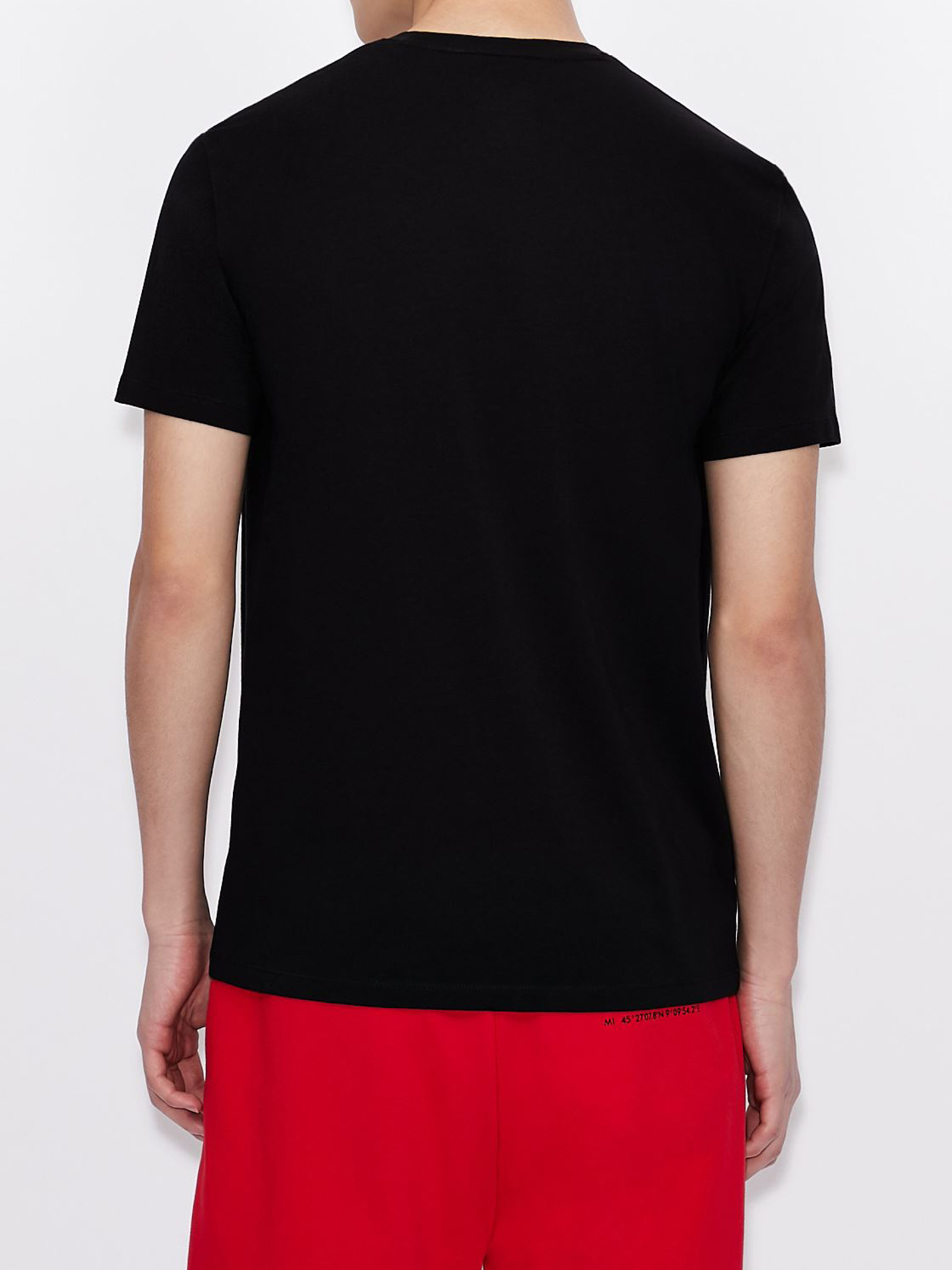 T-shirt slim fit ARMANI EXCHANGE | T-shirt | 3KZTFA/ZJE6Z1200
