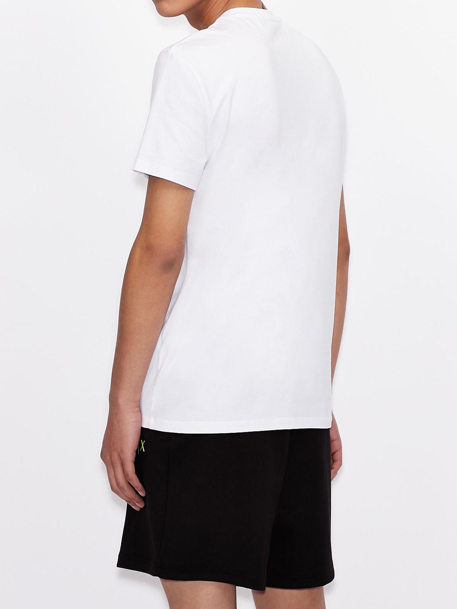 T-shirt slim fit ARMANI EXCHANGE | T-shirt | 3KZTFL/ZJEAZ1100