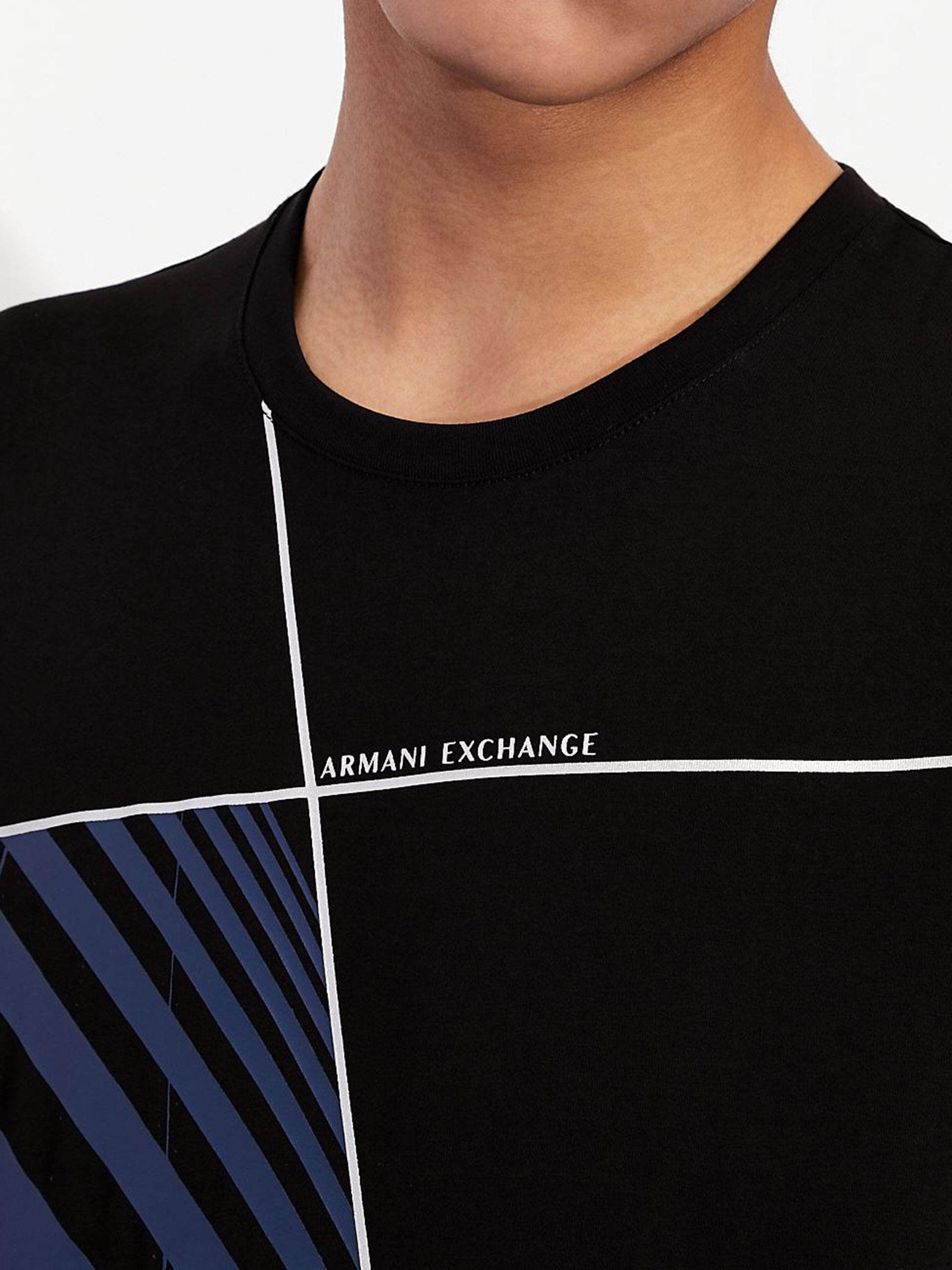 T-shirt slim fit ARMANI EXCHANGE   T-shirt   3KZTFR/ZJEAZ1200