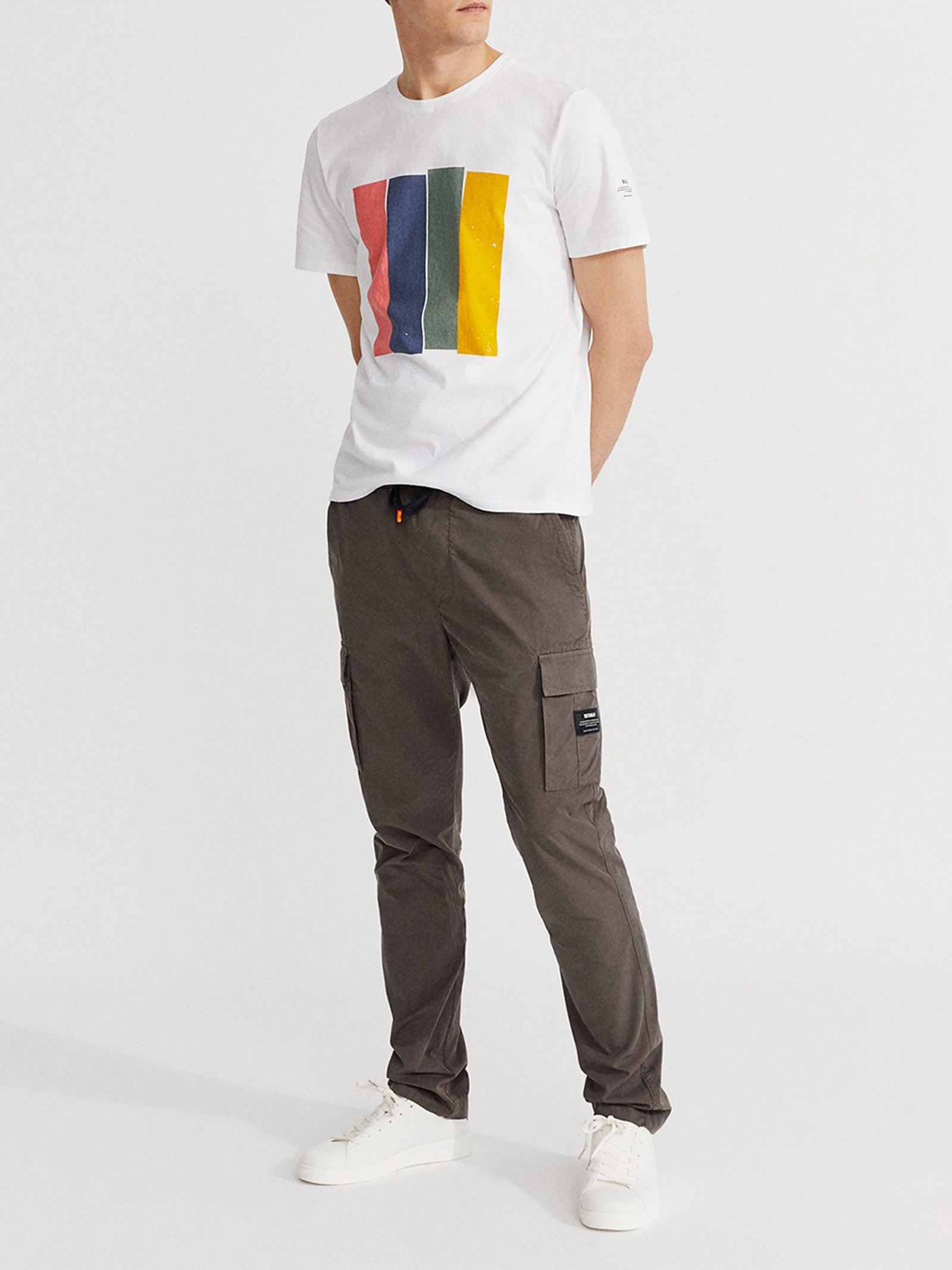 T-SHIRT IN COTONE ORGANICO ECOALF | T-shirt | ENROLL000