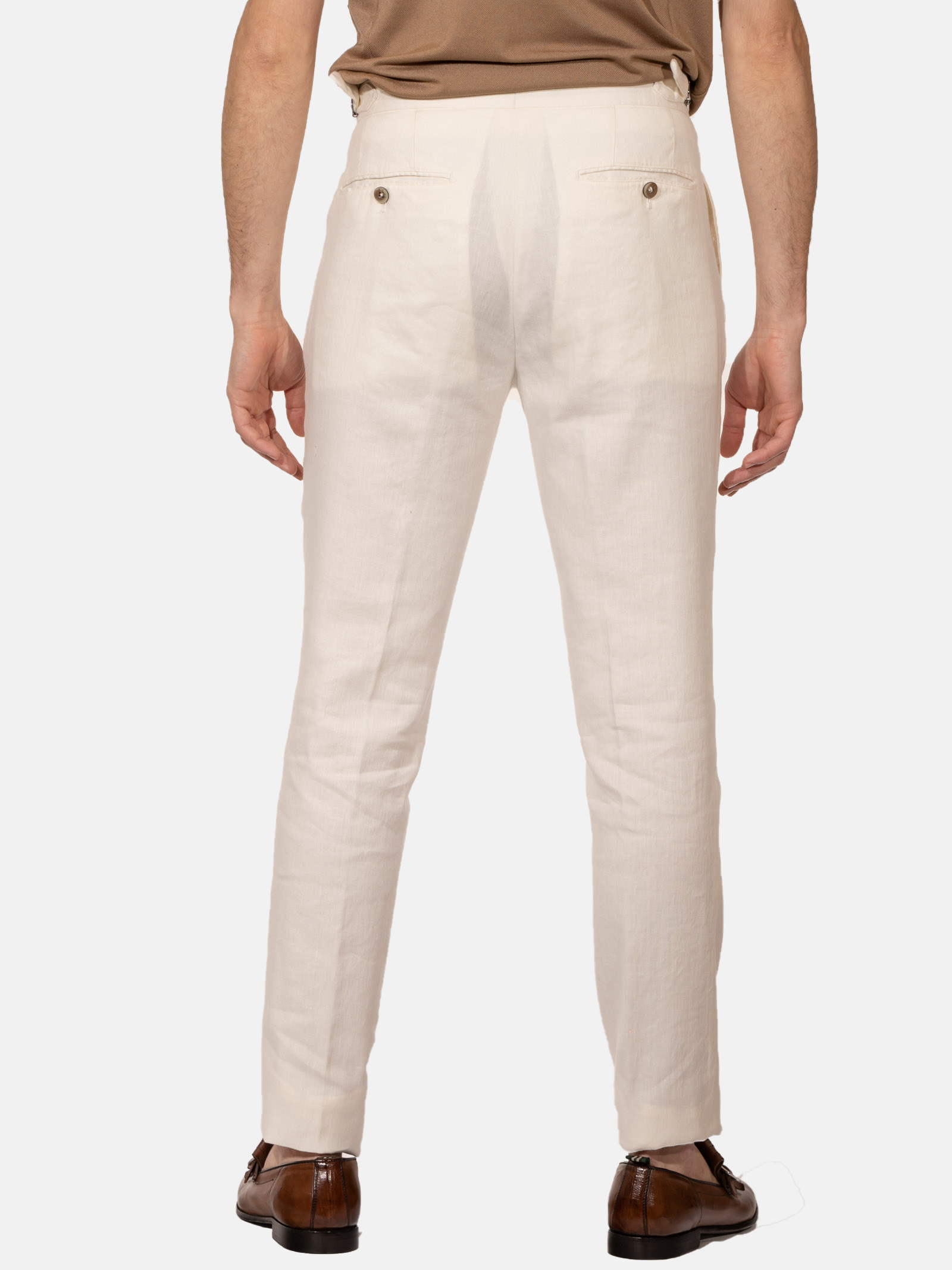 pantalone con doppia pinces G.T.A.   Pantalone   HERRICK010