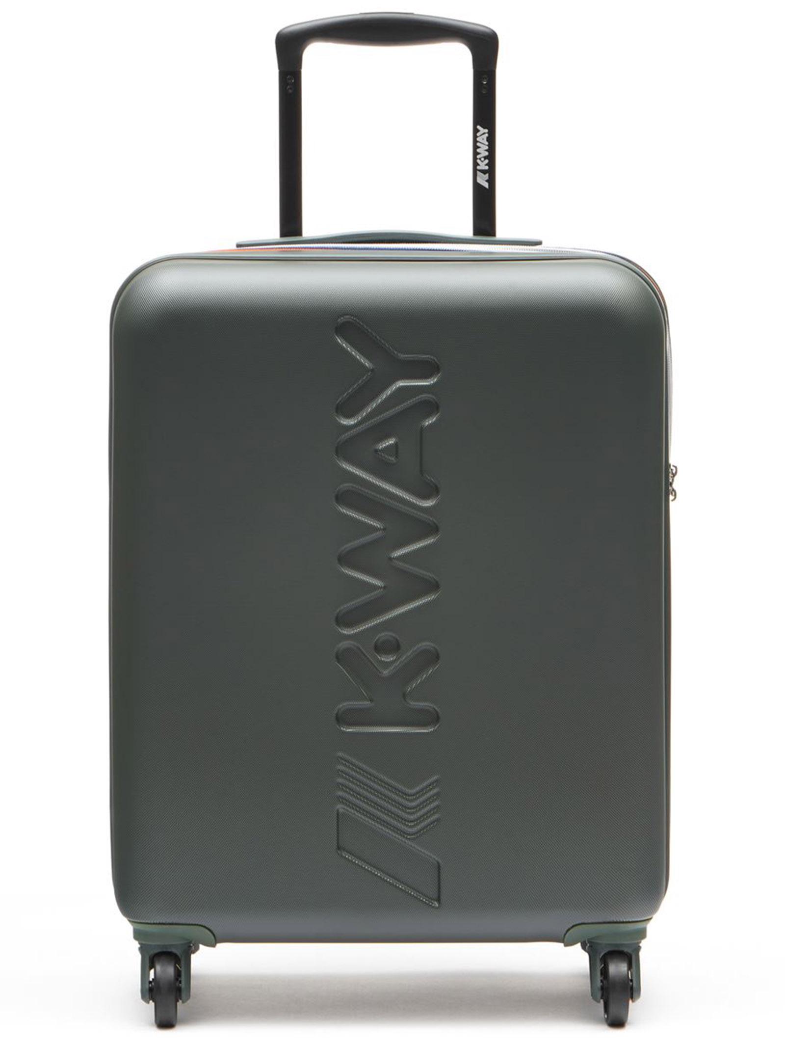 K-AIR CABIN TROLLEY 8AKK1G01 K-WAY | Trolley | K111JMW906