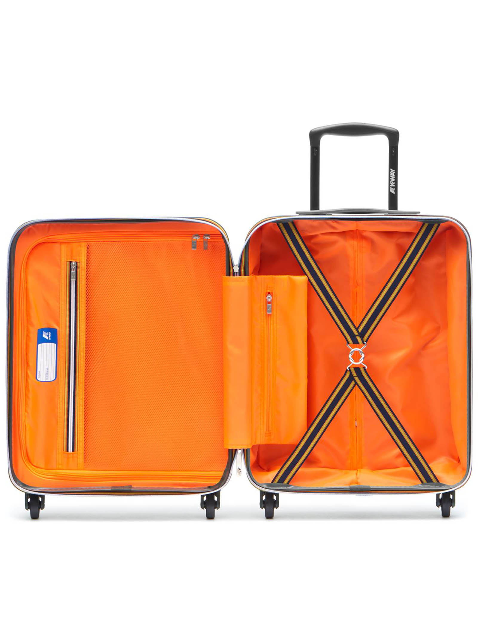 K-AIR CABIN TROLLEY 8AKK1G01 K-WAY | Trolley | K111JMW922