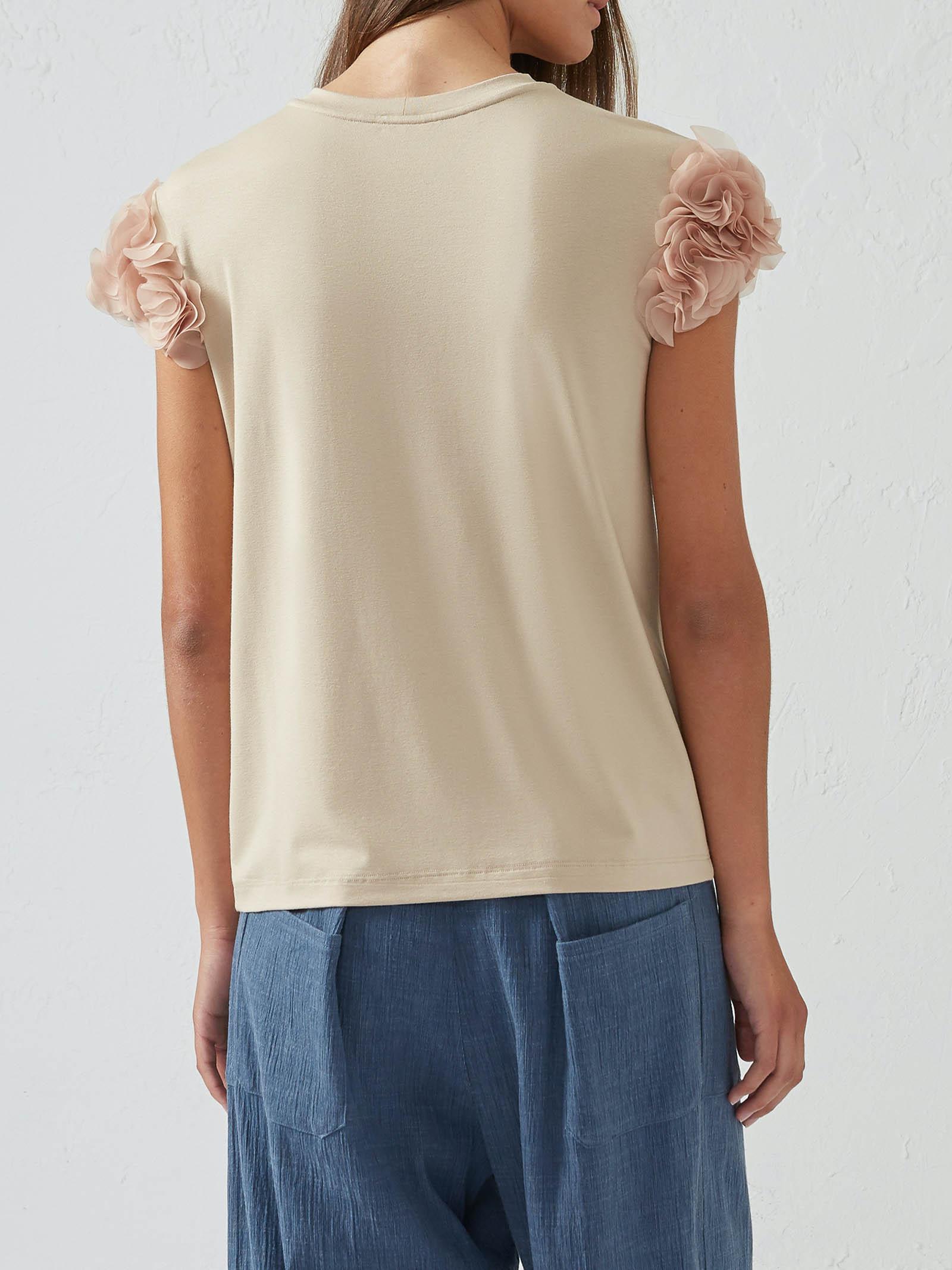 T-shirt petali Lardini LARDINI | T-shirt | DA8025200