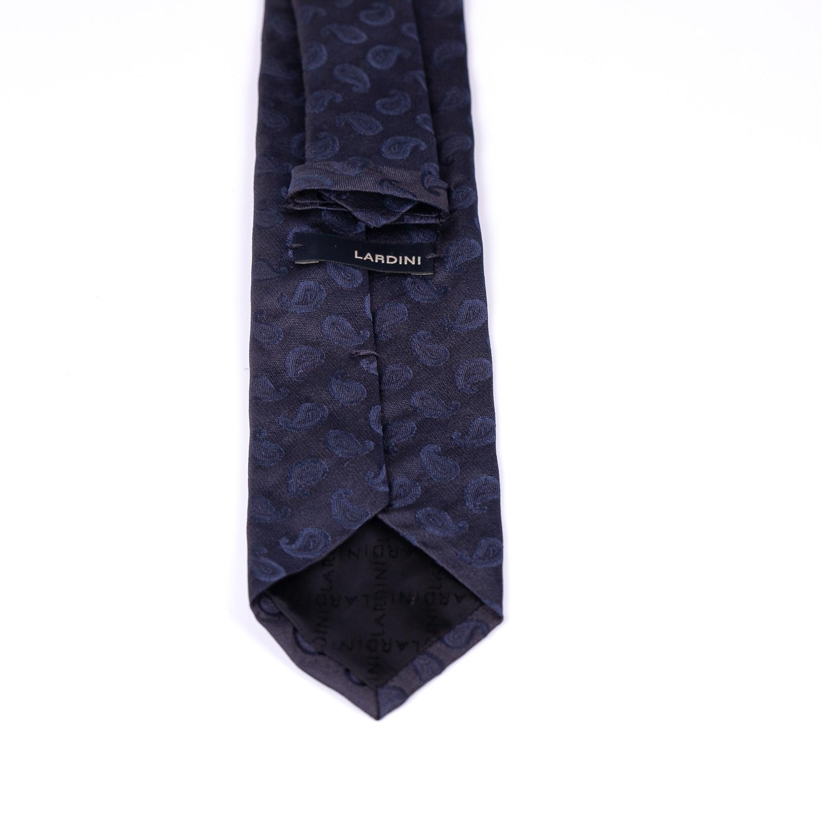 Cravatta con disegno jacquard LARDINI   Cravatta   ELCRC7/EL56110850