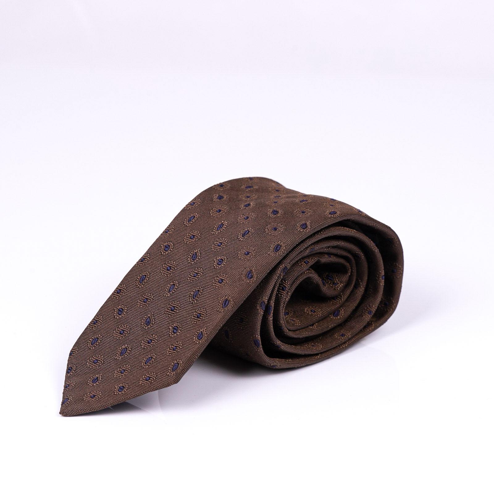 Cravatta con micro cachemire LARDINI   Cravatta   ELCRC7/EL56147450